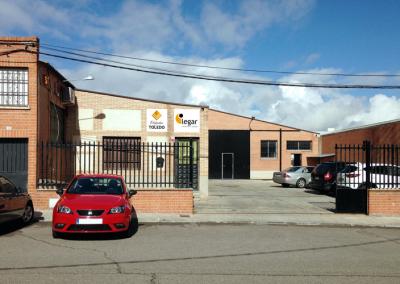<b>INSTALACIONES C/GAVIOTA Nº10 FUENSALIDA (TOLEDO)</b>