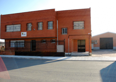 <b>INSTALACIONES  CAMINO DE HUECAS S/N FUENSALIDA (TOLEDO)</b>
